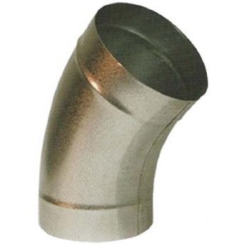 Light Gauge Elbow 45 Degree