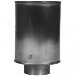 Stainless Steel Up-Blast Stack Cap