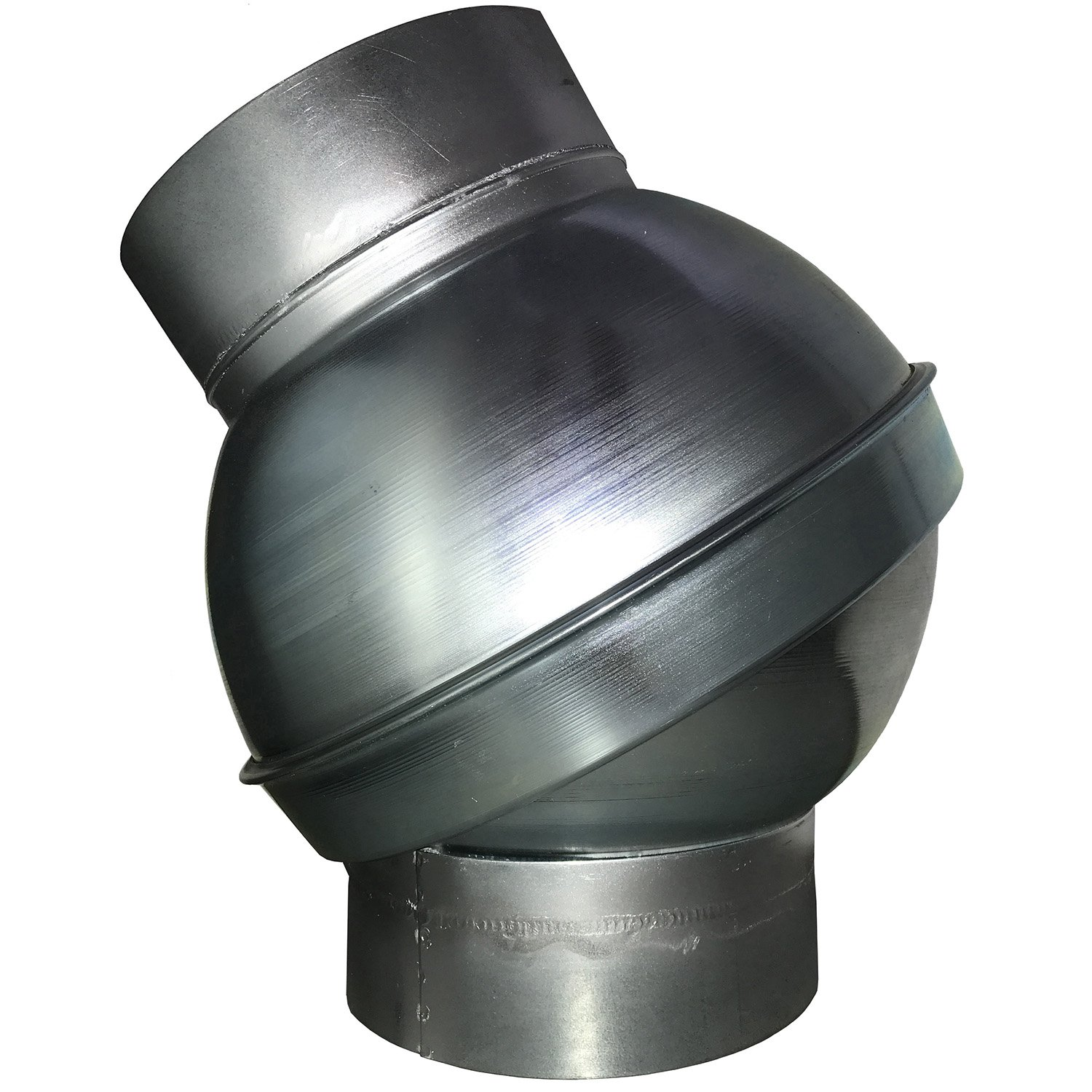 Ball Joints Piping : Ball joint swivel air handling systems